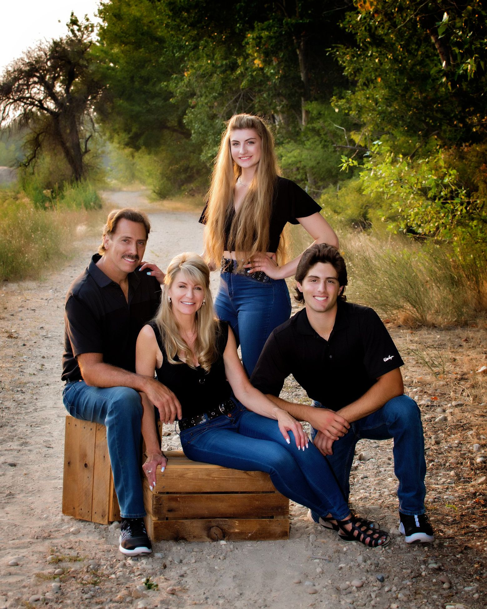 Professional family photography in Boise.
