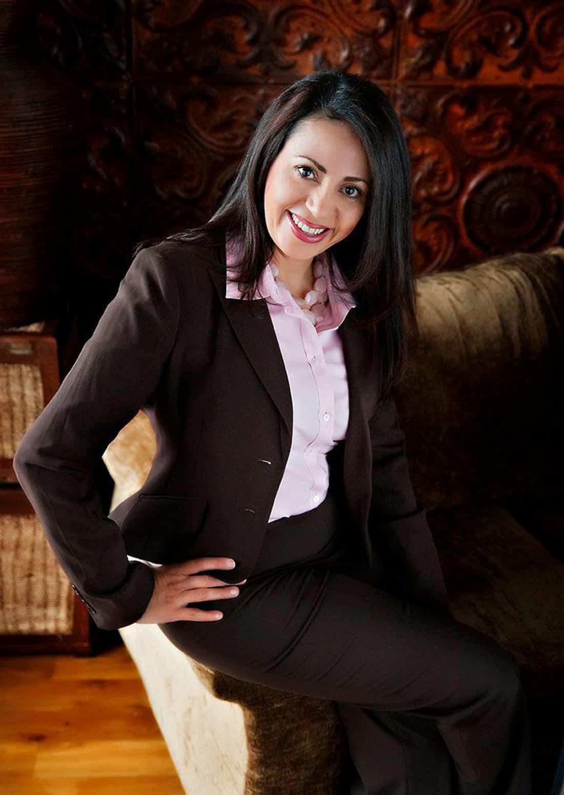 Female Business Headshot.