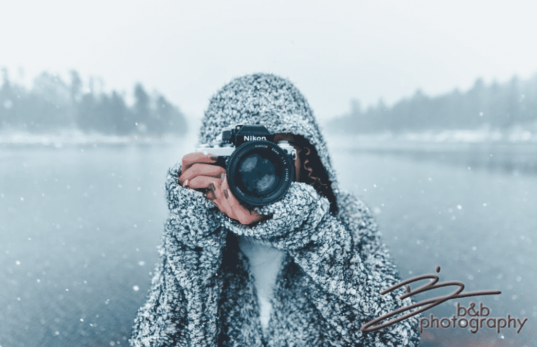 Have a blast taking holiday photos with your family at a location that will embody Idaho's abundance of winter weather.